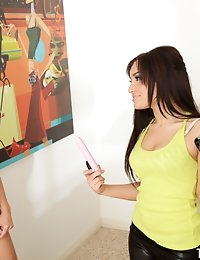 ::eXXXtrasmall.com presents: Ariana and Gabriella in Little Old Friends:: photo #11