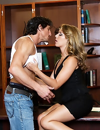 Penthouse.com Photo Gallery - Ella Milano, Tommy Gunn - Penthouse Petsand and the World's Sexist Women Since 1973  photo #4