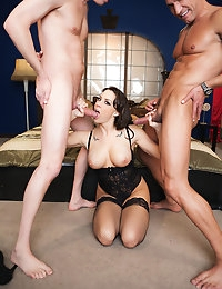 Penthouse.com Photo Gallery - Chanel Preston, Marco Banderas, Mark Wo - Penthouse Petsand and the World's Sexist Women Since 1973  photo #17