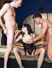 Penthouse.com Photo Gallery - Chanel Preston, Marco Banderas, Mark Wo - Penthouse Petsand and the World's Sexist Women Since 1973  photo #2