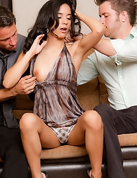 Penthouse.com Photo Gallery - Tia Cyrus, Alan Stafford, Brad Tyler - Penthouse Petsand and the World's Sexist Women Since 1973  photo #4