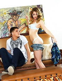 Penthouse.com Photo Gallery - Jessie Andrews, Bruce Venture - Penthouse Petsand and the World's Sexist Women Since 1973  photo #4