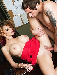 Penthouse.com Photo Gallery - Joslyn James, Joey Brass - Penthouse Petsand and the World's Sexist Women Since 1973  photo #13