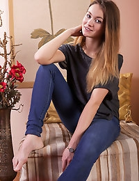 MetArt - Solveig BY Albert Varin - PRESENTING SOLVEIG photo #2