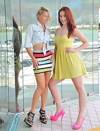 FTV Girls Lena and Melody photo #1