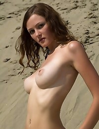 Free FEMJOY Gallery - CAMILA - Written in the Sand - FEMJOY photo #14