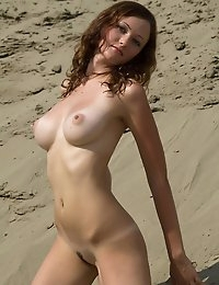 Free FEMJOY Gallery - CAMILA - Written in the Sand - FEMJOY photo #16