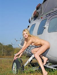 Free FEMJOY Gallery - EVITA - Aviator - FEMJOY photo #1