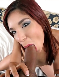:: Team Skeet .com Presents: TeamSkeet.com.. featuring Leah Cortez in Leah Got Creampied:: photo #8