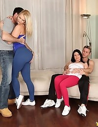 Euro Sex Parties Presents Klaudia Hot in Balls And Sex! - Movies And Pictures photo #5
