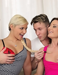 Euro Sex Parties Presents Mona Lizz in Sweet Pussy! - Movies And Pictures photo #1