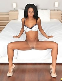 MikesApartment  -Isabella Chrystin Just amazing European petite babe juicy ass goes Euro Amatuer photo #7