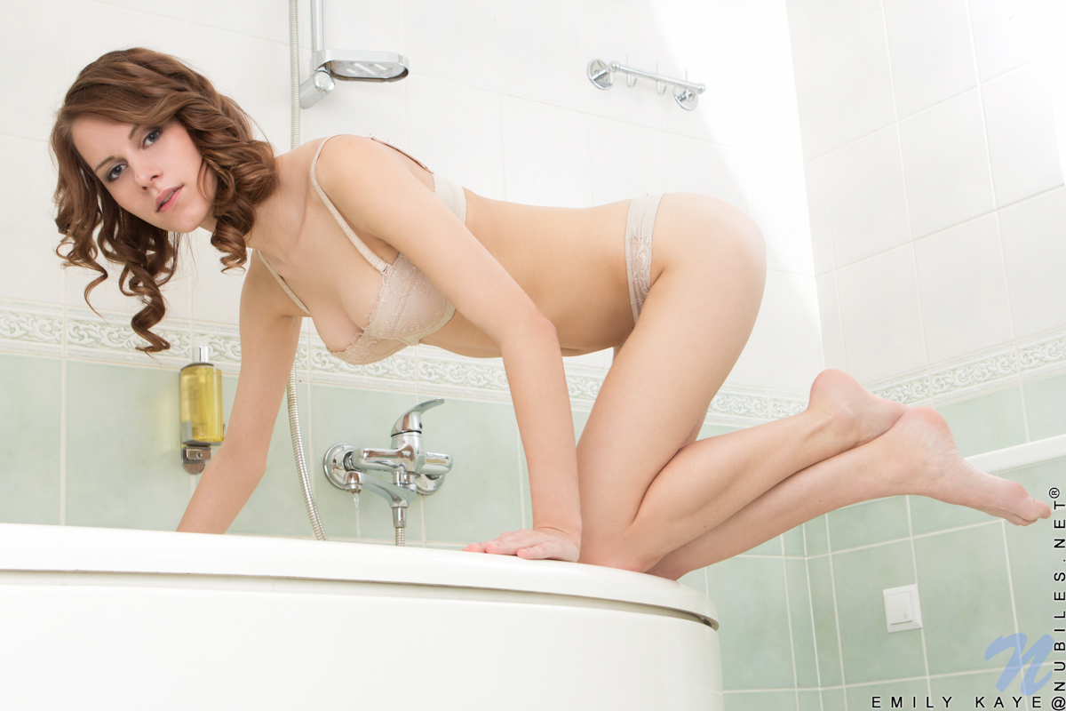 Nubiles.net - featuring Nubiles Emily Kaye in wet-model big picture