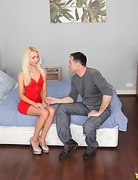 "Mikes Apartmentâ""¢ Presents Victoria Puppy in Blonde And Hot- Movies And Pictures photo #3"