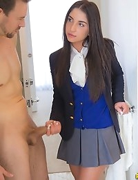 Pure18  - Presents Giselle Leon in Moment of passion All girls verified 18 years old! Movies And Pictures photo #4