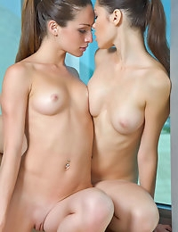 MetArt - Nastya K, Susana C BY Catherine - PERDITA photo #3