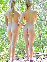 FTV Girls Nicole And Veronica Horny Nude Hikers - FTVGirls.com photo #10