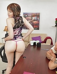 "First Time Auditionsâ""¢ Presents Nickey Huntsman in Naughty Nickey- Movies And Pictures photo #3"